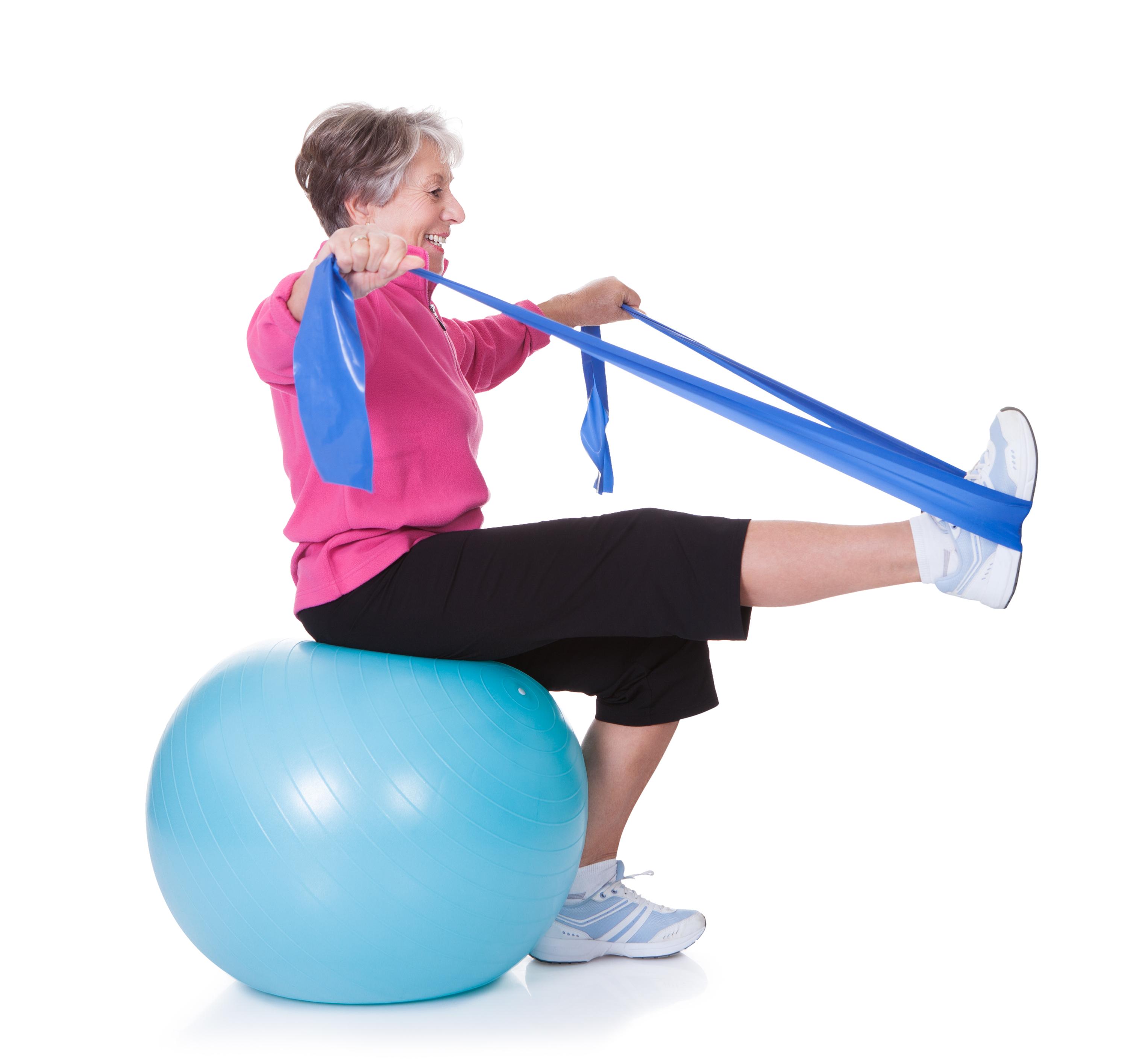 Idosos por natureza vão perdendo a força nos músculos e elasticidade do corpo, por isso é recomendável um programa de 16 semanas de Pilates.